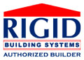 rigid building systems authorized builder